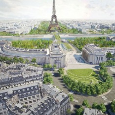 AMO signalétique pour le concours du Grand Site Tour Eiffel