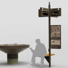 Une démarche innovante pour la signalétique Coeur de Ville de Chambéry