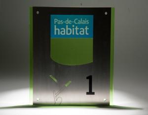Des panneaux éco-conçus pour le bailleur Pas de Calais Habitat