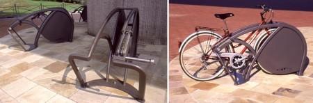 Mobilier support vélos