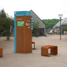 La signalétique touristique de Val Joly revalorisée par l'agence