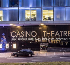 Signalétique Casino Barrière – Lille