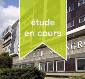 Etude signalétique – CHU de Lille
