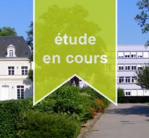 Signalétique Lycée Maurois à Elbeuf