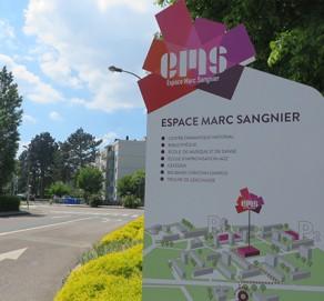 Signalétique piétonne  – Ville de Mont St Aignan