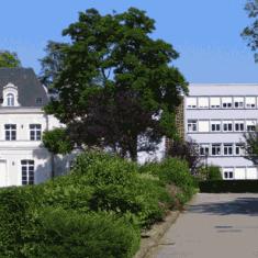 Elaboration de la charte signalétique du Lycée A. Maurois à Elbeuf