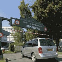Une signalétique harmonisée sur l'ensemble des parking sous-terrains pour la ville de Pau