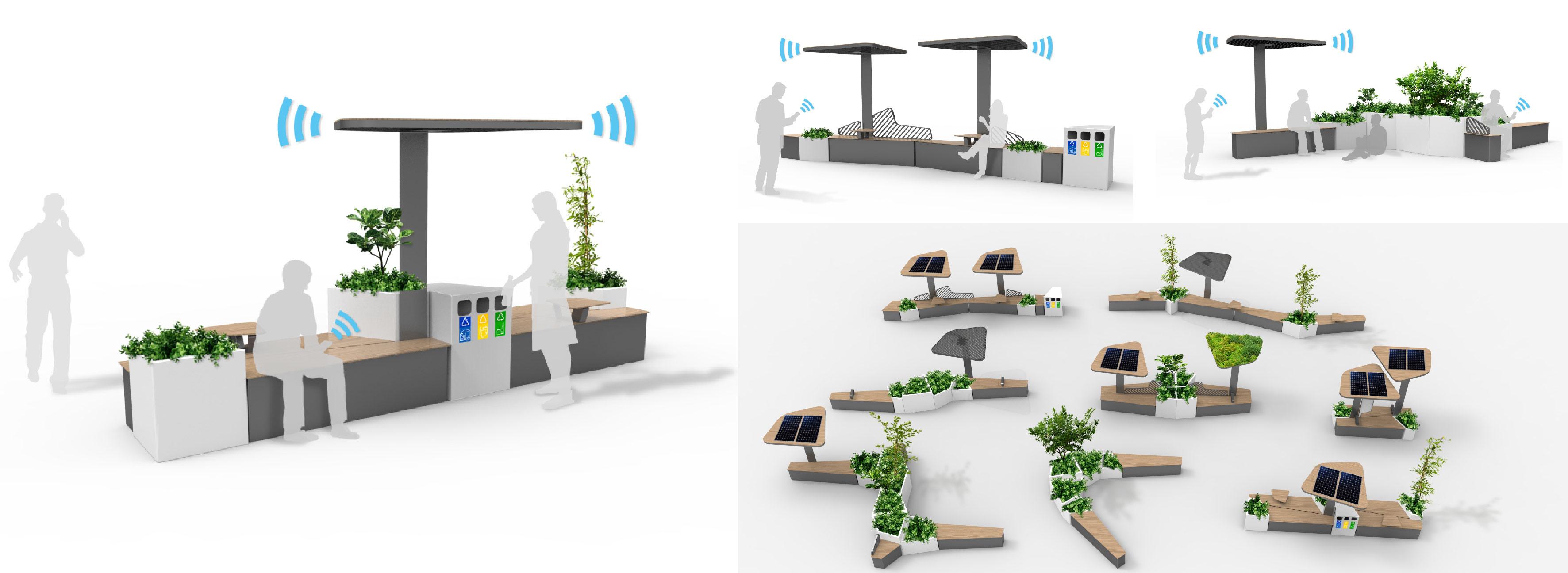 mobilier-urbain-intelligent