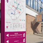 une stratégie piétonne pour le campus Université de Lille